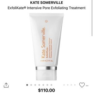 NEW Kate Somerville Exfolikate treatment